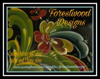 Rosemaling fabric shop