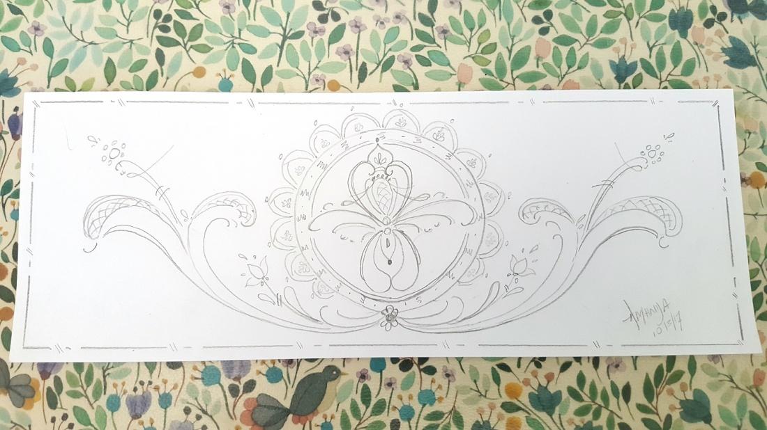 Week 1 Sketch - Shape