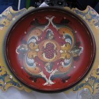 Try some Traditional Art - Hallingdal Rosemaling