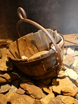 bucket mine Norway