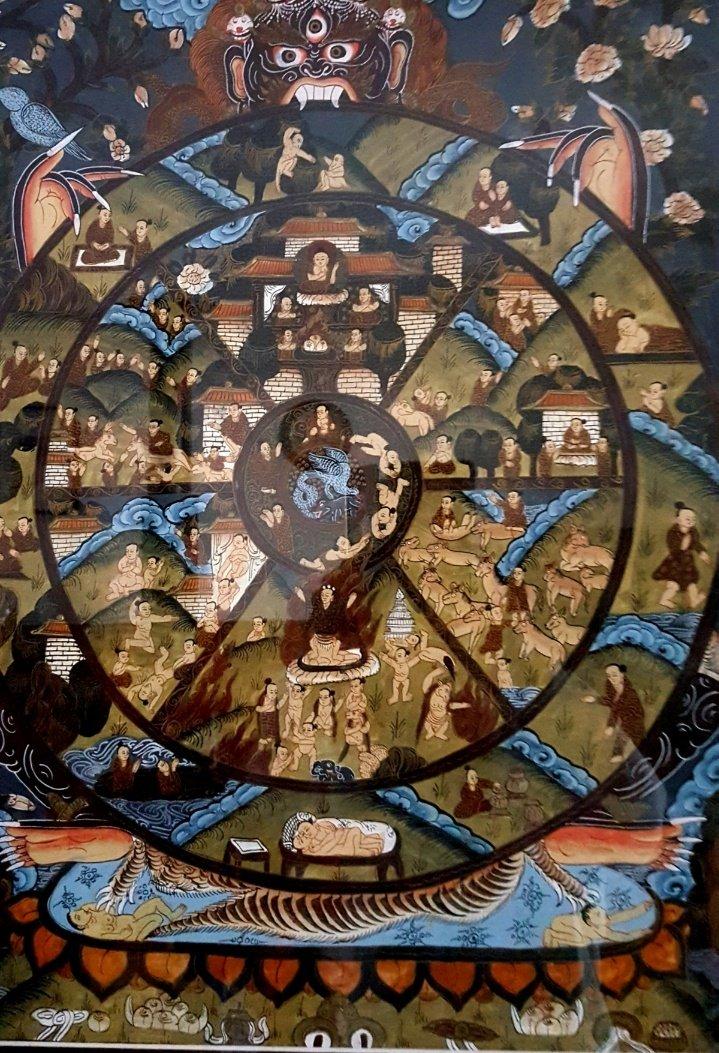 Buudhist art