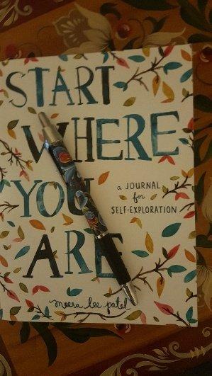 journal, self-help