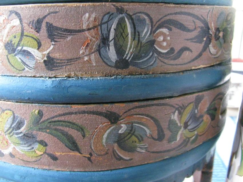 historic rosemaling art norway