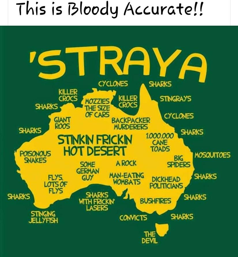 australia meme