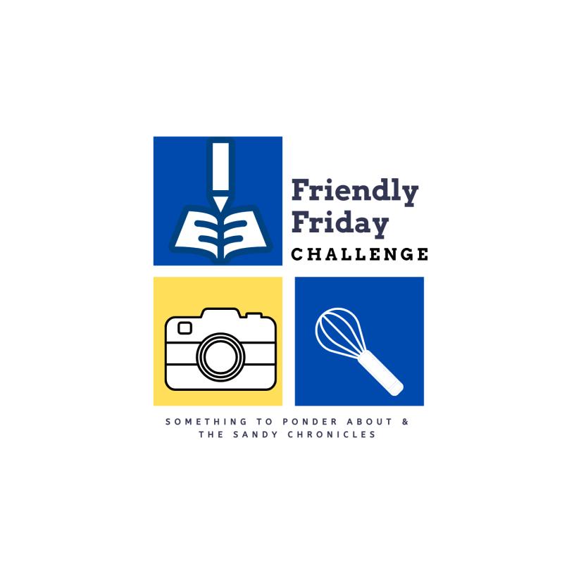 Blog challenge Friday