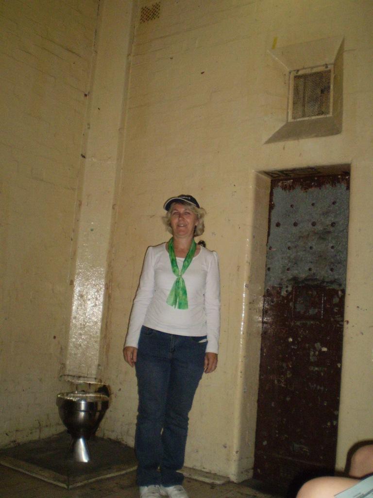 prison cell melbourne goal
