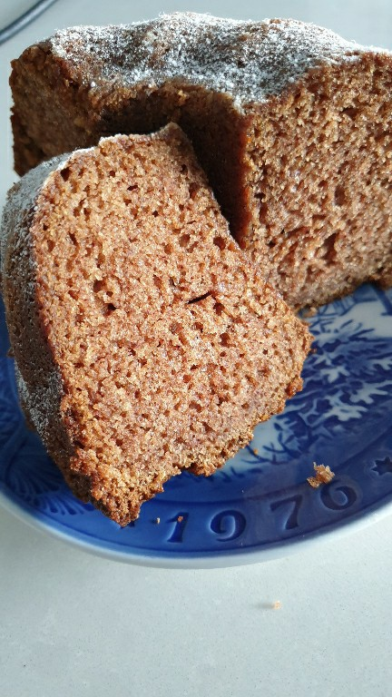 Bundt Cake Danish spice cake recipe